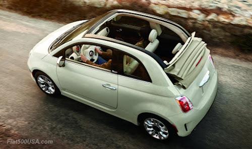 2019 Fiat 500 Cabrio