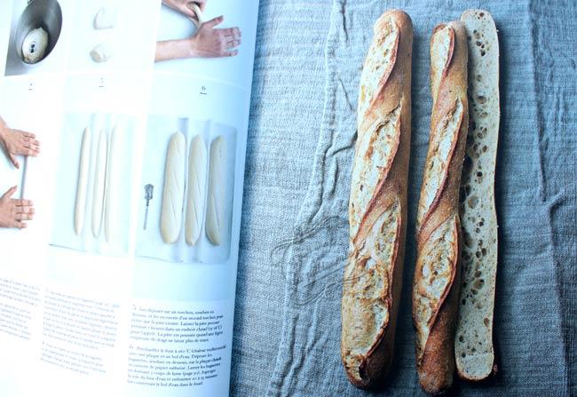 livre recette boulangerie