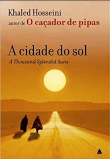 A CIDADE DO SOL - Portuguese - Khaled Hosseini