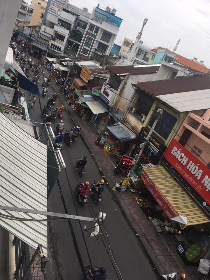 Bán nhà Mặt tiền đường Cao Xuân Dục phường 13 Quận 8. DT 4,2x14,55m