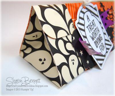 Sweet Hauntings Treat Box DSC #151