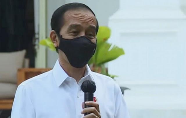 Kamu Tak Mau Divaksin? Ini Pesan Jokowi Untukmu