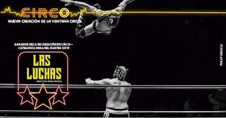 POS2 LAS LUCHAS - Teatro LA VENTANA Bogotá