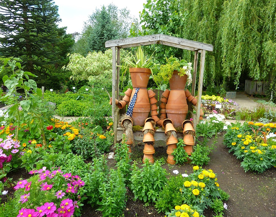 5 Upcycle Garden Ideas: Creative Ideas For Spring