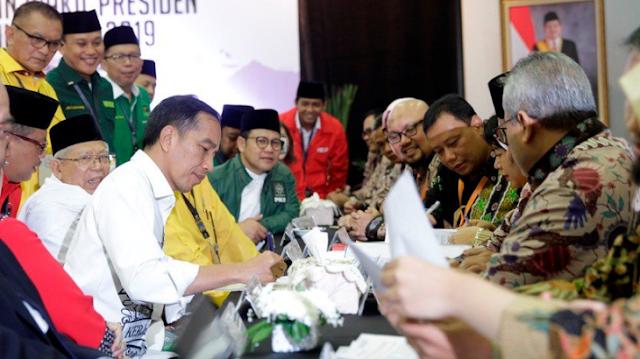 Siapa Golfer? Penyumbang Dana Terbesar untuk Kampanye Jokowi-Ma'ruf di Pilpres 2019