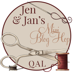 Jen & Jan's Mini Blog Hop