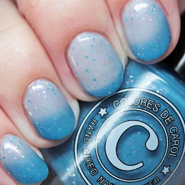 Colores de Carol Blueberry Cheesecake