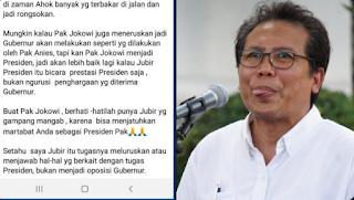 Naniek: Jubir Presiden Itu Harusnya Ngurusi Kerjaan Presiden, Bukan Menjadi Oposisi Gubernur