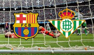 برشلونة وريال بيتيس والتشكيلات المتوقعة الدوري الاسباني الجولة الثانية