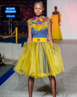 African Fashion Week London - Sista Ginna