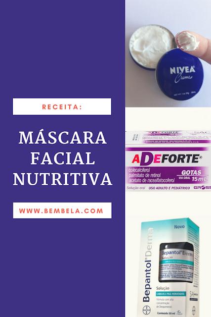 mascara-facial-nutritiva-nivea