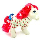 My Little Pony Fresa Salvaje Year Seven Pony Fiesta G1 Pony