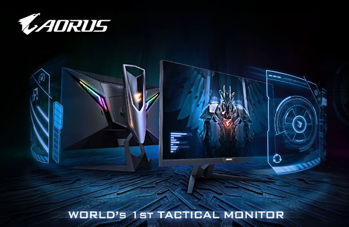 Aorus AD27QD Gets G-Sync Certified