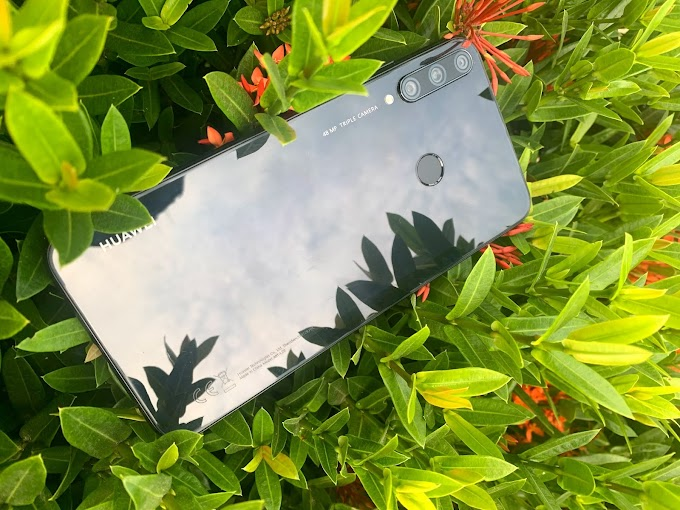 Huawei Y7P (REVIEW)