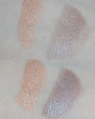 Missha Fluid Eyes swatches