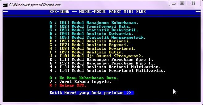 Seri Program Statistik (SPS) dari Sutrisno Hadi dan Yuni Pamardiningsih 20b08a2250
