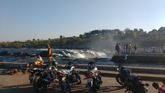 Dhuandhaar Falls- Narmada River