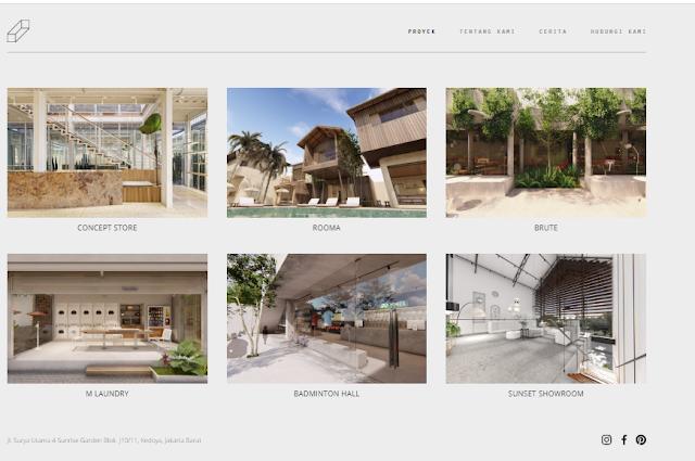 Jasa Arsitek Terbaik di Jakarta dan Bali Profesional, Terpercaya