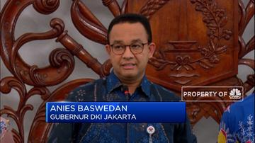 Sejak Dipimpin Anies, Realisasi Investasi PMDN di Jakarta Selalu Tertinggi di Indonesia