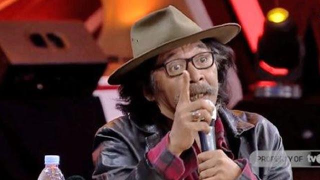 Pemimpin Harus Beri Contoh, Sujiwo Tejo Tantang Para Petinggi Divaksin Duluan