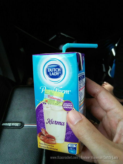 Review dutch lady susu kurma