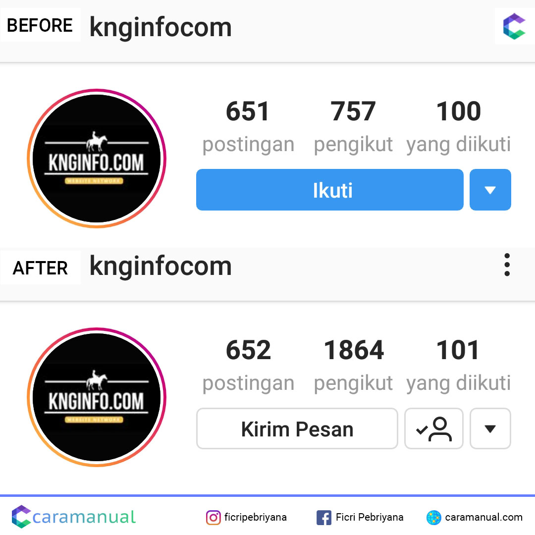 jasa tambah followers instagram 1