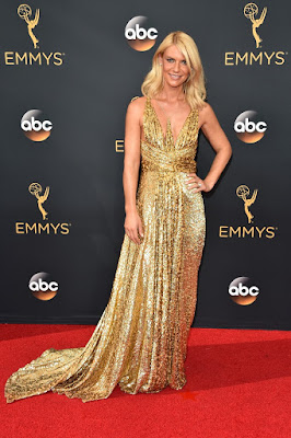 Clarie Danes in Forevermark at the 68th Annual Emmy Awards
