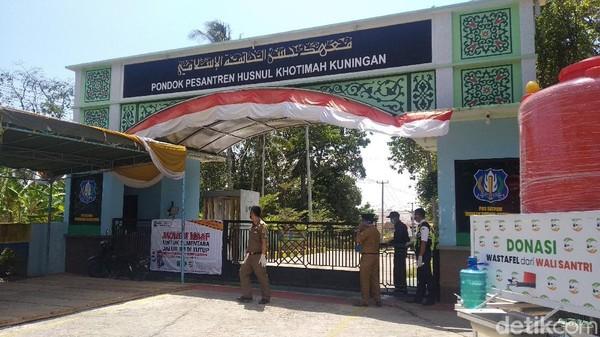 Penderitaan Gadis Sukabumi-Santri Husnul Khatimah Diminta Pulang