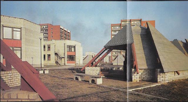 1987-1989-й годы. Рига. Золитуде