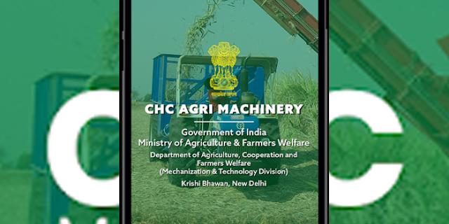 CHC Farm Machinery APP DOWNLOAD करें, खेती के उपकरण किराए पर मिलते हैं