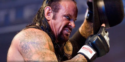 Taker Said His WrestleMania Loss Screwed Up His Confidence