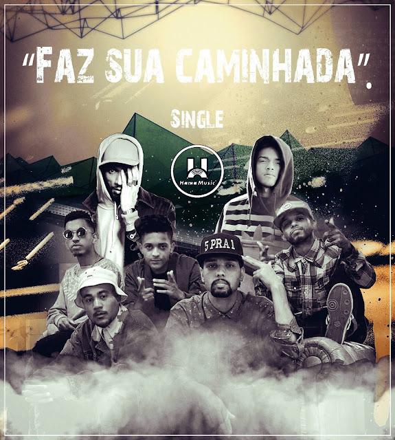 DJ Kalfani, 5pra1 e Slim Rimografia se unem em novo projeto musical
