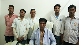 Dr Vijyapal Yadav, Alwar, RajasthanThis Military Doctor Started The Operation Of The Earth, Whoever Saw That, Stayed There  