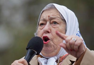 Hebe de Bonafini, mare da Plaza de Mayo