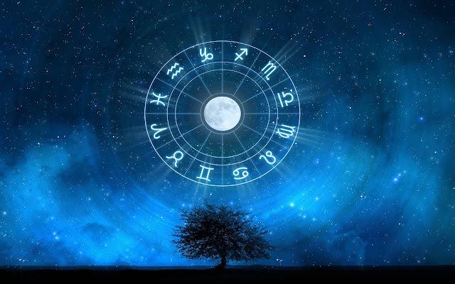 Papel de Parede Signos do Zodiaco