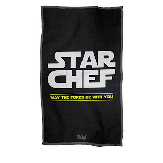 Pano de Prato Star Wars Chef