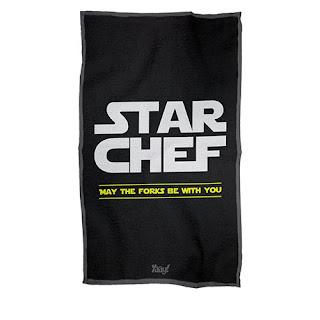 Pano de Prato Star Wars Chef