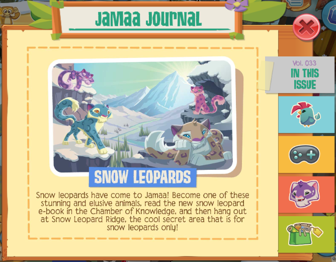 Image of: Arctic Wolf Animal Jams Mobile App Play Wild Updated Today With Some Fun New Additions To Mobile 3d Jamaa The Beautiful Snow Leopards Have Finally Arrived Animal Jam Spirit Blog Animal Jam Spirit Blog Play Wild Snow Leopards Chinese New Year