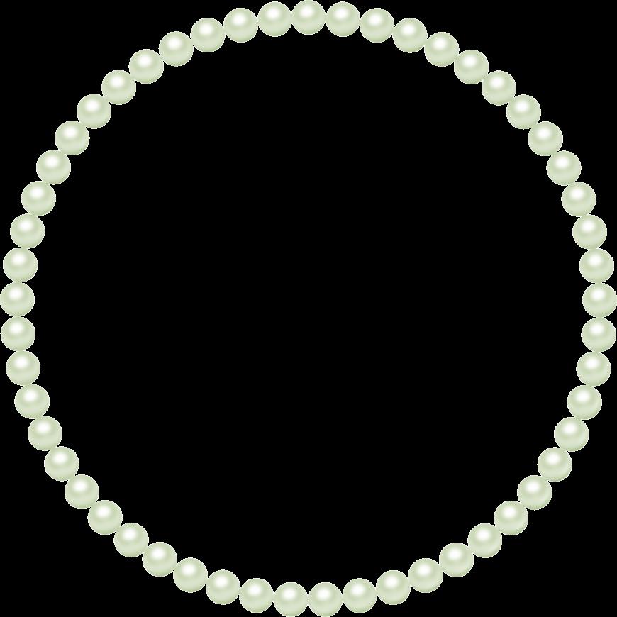 Forgetmenot Pearls Frames