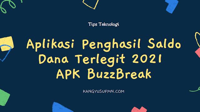 Aplikasi Penghasil Saldo Dana Terlegit 2021 Tercepat