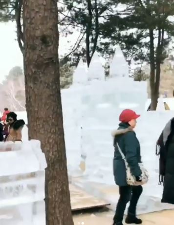 Angel Locsin Enjoys Her Vacation In Nami Island With Her Family
