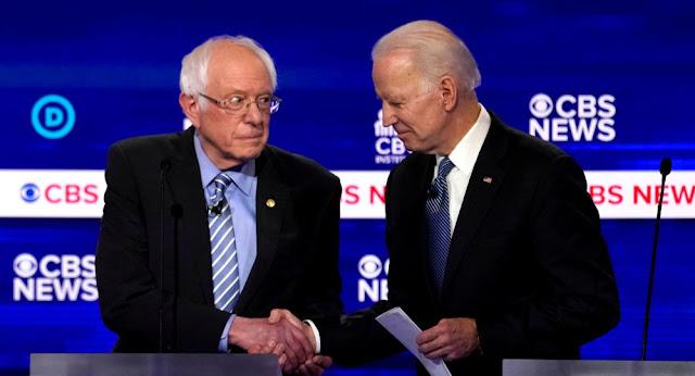 جو بايدن يفوز بانتخابات الديمقراطيين التمهيدية في ولاية واشنطن