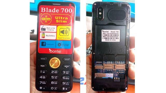Bontel Blade 700 Flash File Download