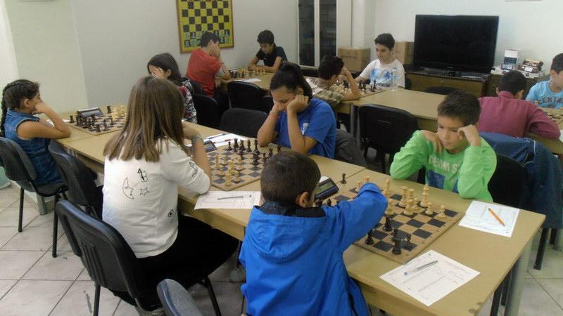 Με νίκη ξεκίνησε η Σκακιστική Ομάδα Παίδων - Κορασίδων του Εθνικού Αλεξανδρούπολης