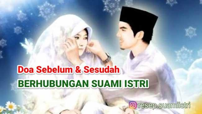 Doa Berhubungan Intim Suami Istri