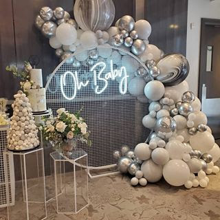 Neon sign party rentals, Oh BABY neon sign, party rentals neon signs, Fort Fauderdale neon sign party rentals, Miami neon sign party rentals, Boca Raton neon sign party rentals