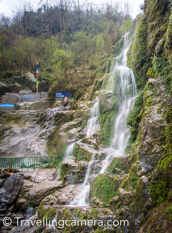 Some of the other places to explore around Gangtok can be Bakthang waterfalls, Hanuman Tok, Thakurbari Temple, Sikkim Zoological Park (which is close to Ganesh Tok), Pemayangtse Monastery, Phodong Monastery, Lingdum Monastery, Saramsa Garden etc.