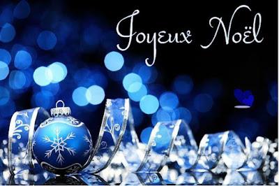 Bleu Joyeux Noël