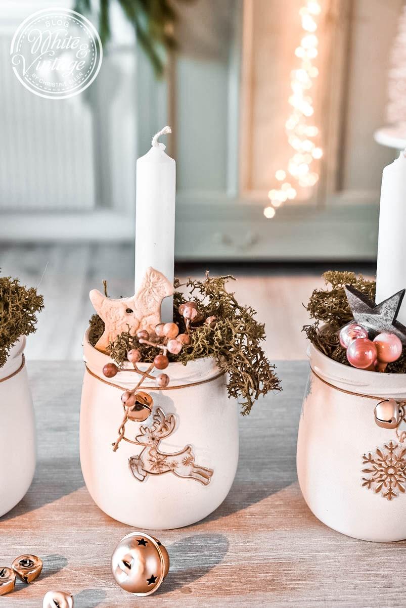 DIY-Weihnachtsdeko als Geschenk