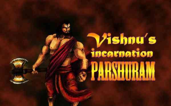 Happy Parashuram Jayanti